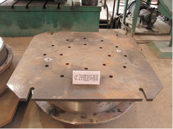 Φ299氮封环模具
